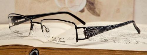 eyeglasses davinci